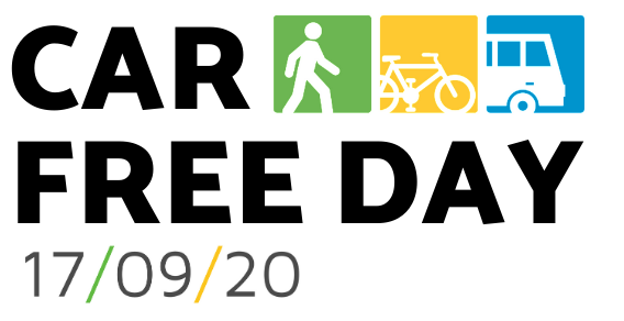 Logo Car Free Day 2020