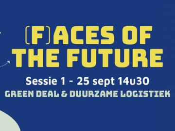 Sessie 1 (F)aces of the future