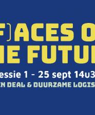 Sessie 1 '(F)aces of the future